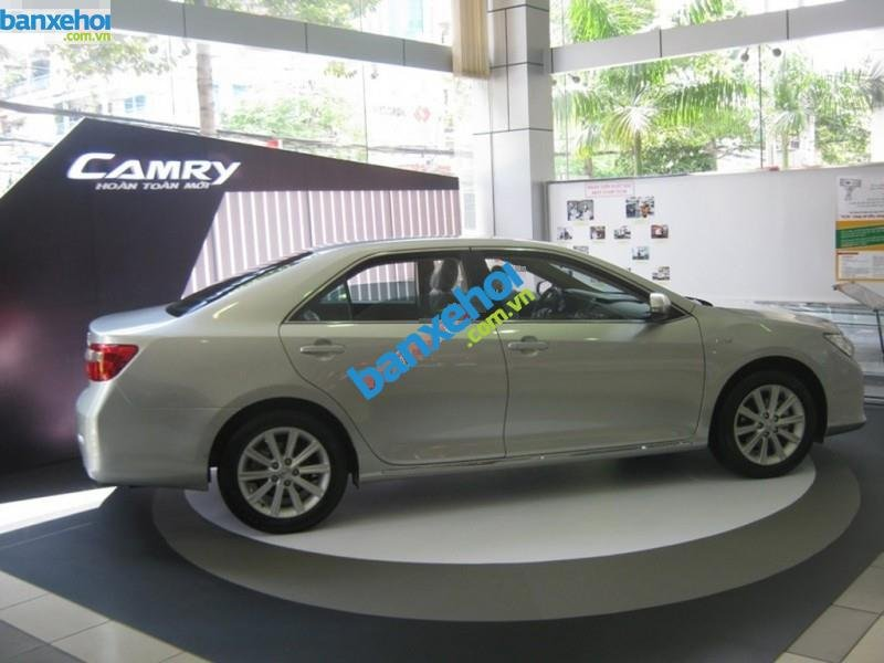 Xe Toyota Camry 2.5 G 2014-1