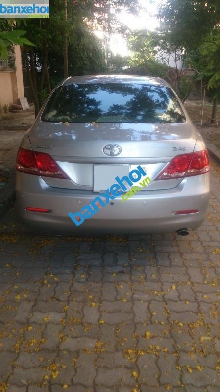 Xe Toyota Camry 2.4G 2007-2
