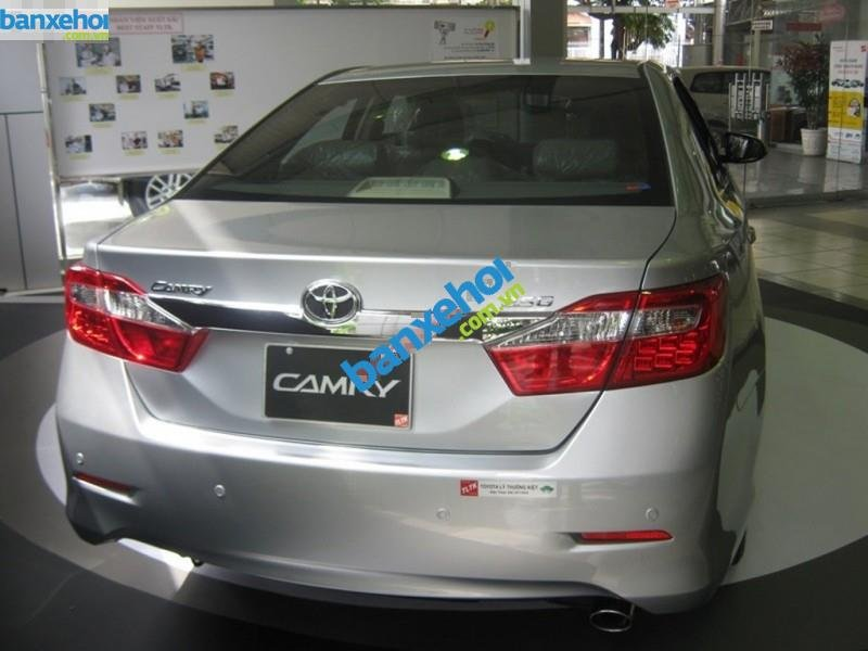 Xe Toyota Camry 2.5 G 2014-9