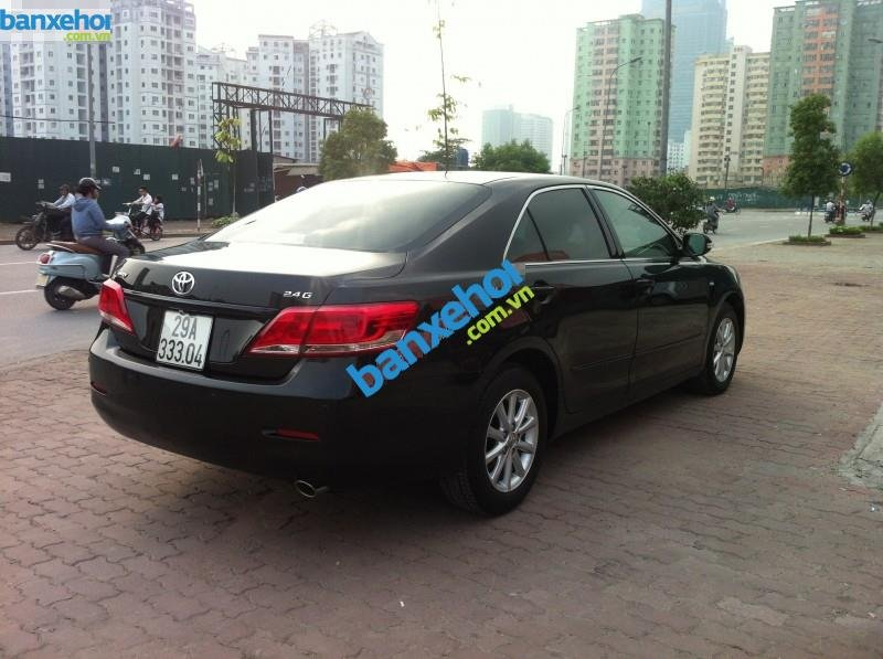 Xe Toyota Camry 2.4 G 2011-1