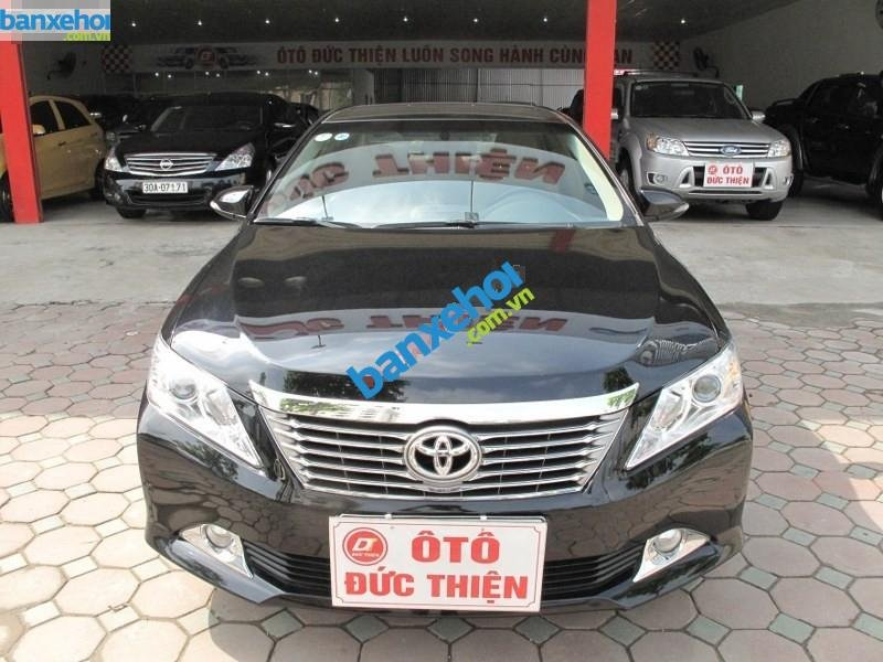 Xe Toyota Camry 2.5G 2012-0