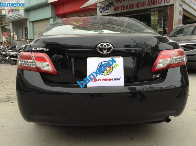 Xe Toyota Camry LE 2010-4