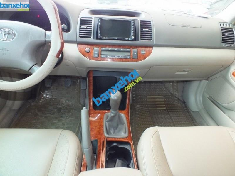 Xe Toyota Camry 2.4G 2005-8