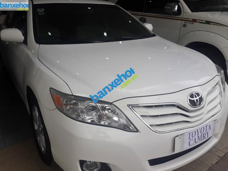 Xe Toyota Camry 2.5LE 2010-1