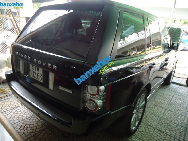 Xe LandRover Range Rover Supercharged 2010-0