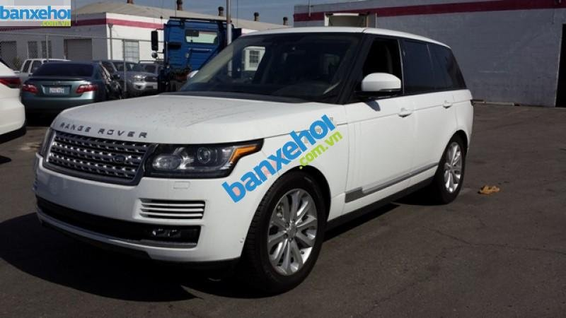 Xe LandRover Range Rover Supercharge HSE 2014-0