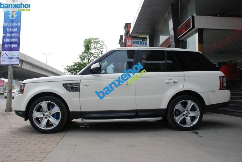 Xe LandRover Sport Supercharge 2009-2