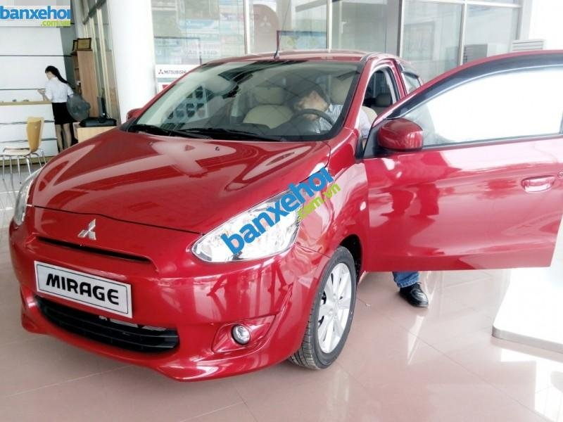 Xe Mitsubishi Mirage AT 2014-3