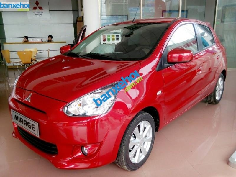 Xe Mitsubishi Mirage AT 2014-0