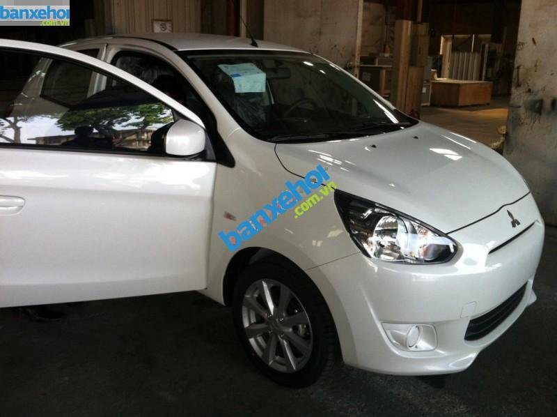 Xe Mitsubishi Mirage 1.2 AT 2014-5