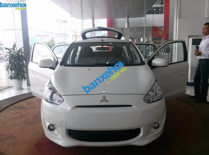 Xe Mitsubishi Mirage 1.2 AT 2014-4