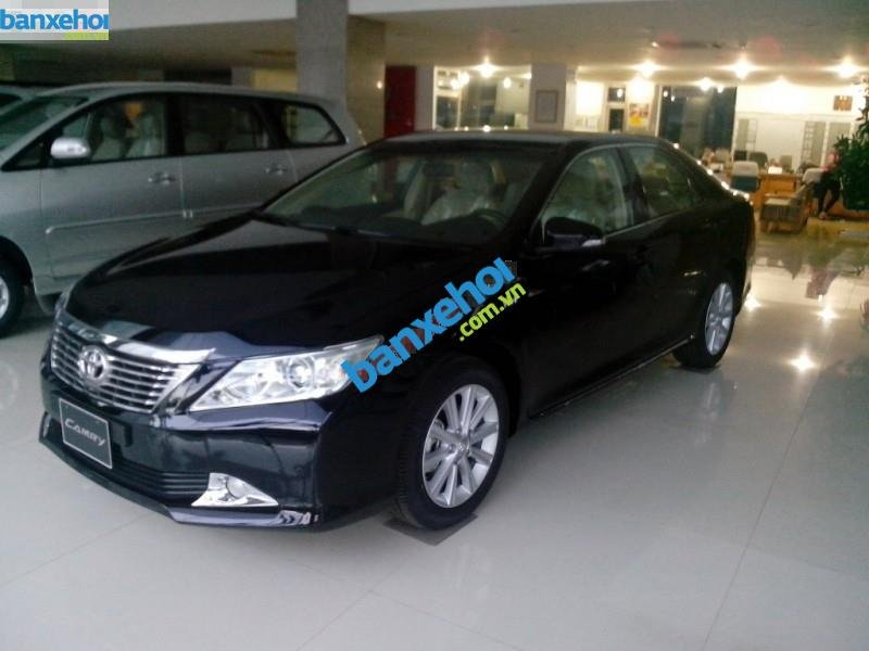 Xe Toyota Camry 2.5G 2014-0