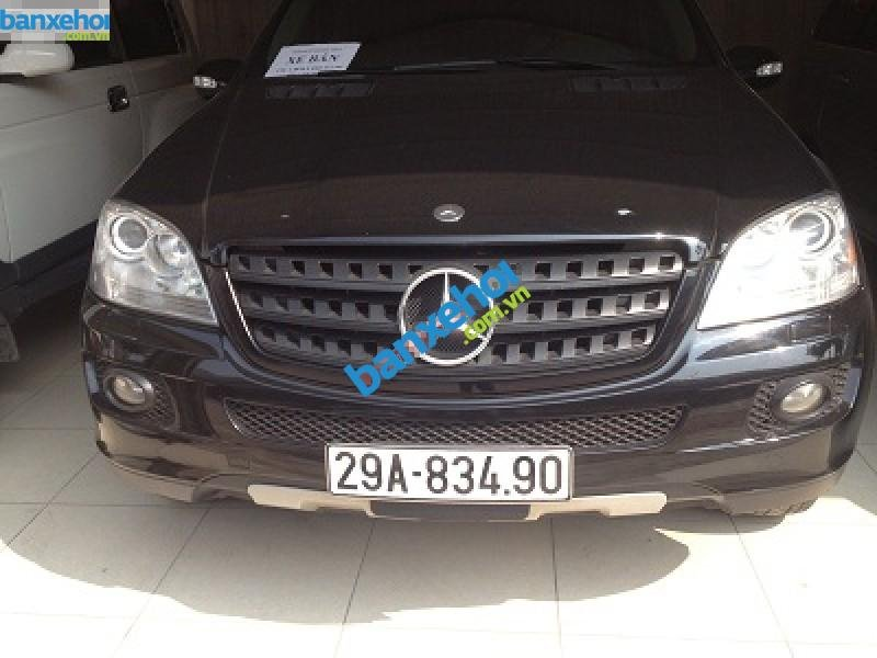 Xe Mercedes-Benz ML Class ML 350 2006-0