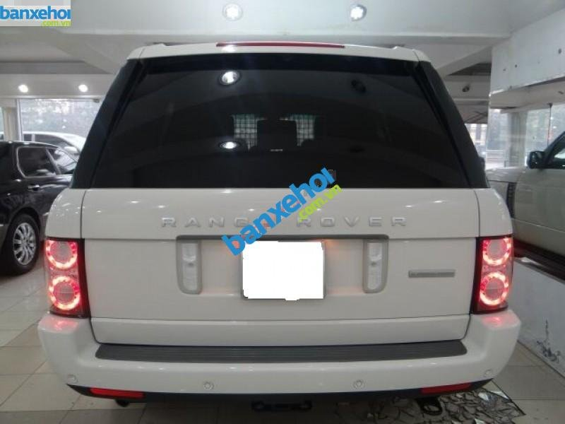 Xe LandRover Range Rover supercharged 2011-2