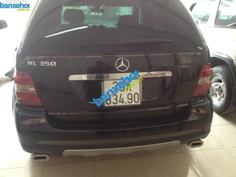 Xe Mercedes-Benz ML Class ML 350 2006-6