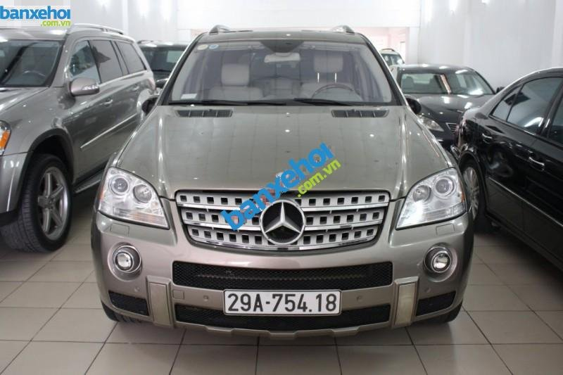 Xe Mercedes-Benz ML Class ML500 2006-0