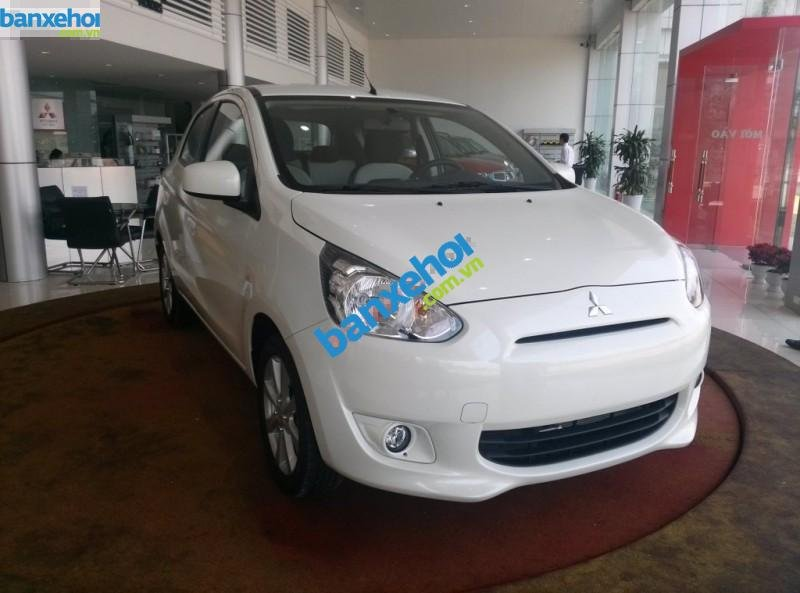 Xe Mitsubishi Mirage 1.2 AT 2014-3