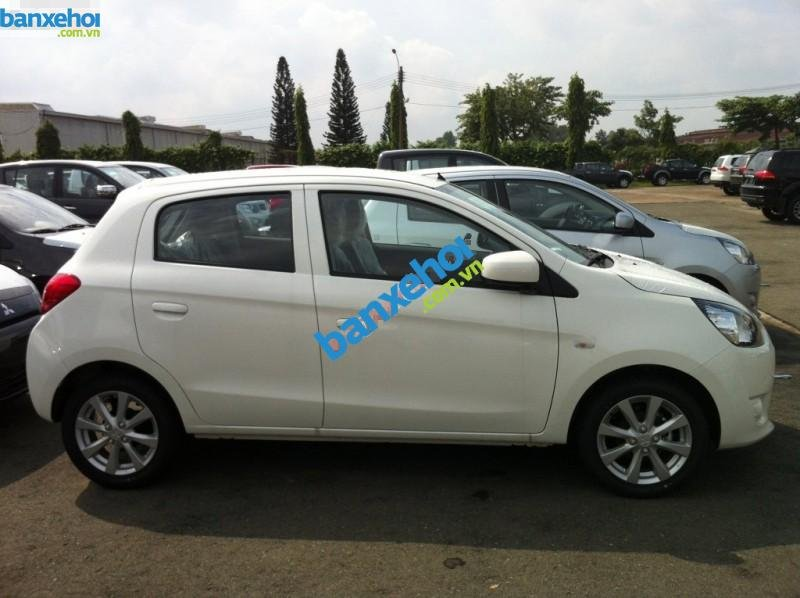 Xe Mitsubishi Mirage 1.2 AT 2014-2