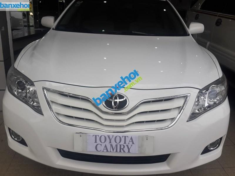 Xe Toyota Camry 2.5LE 2010-0