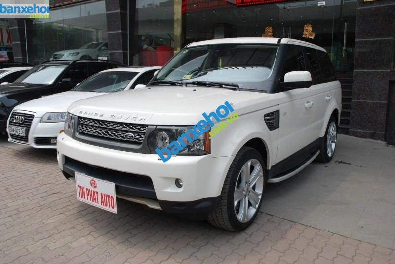Xe LandRover Sport Supercharge 2009-0