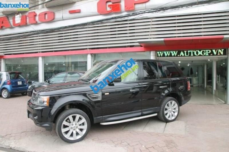 Xe LandRover Sport hse luxury 2009-0