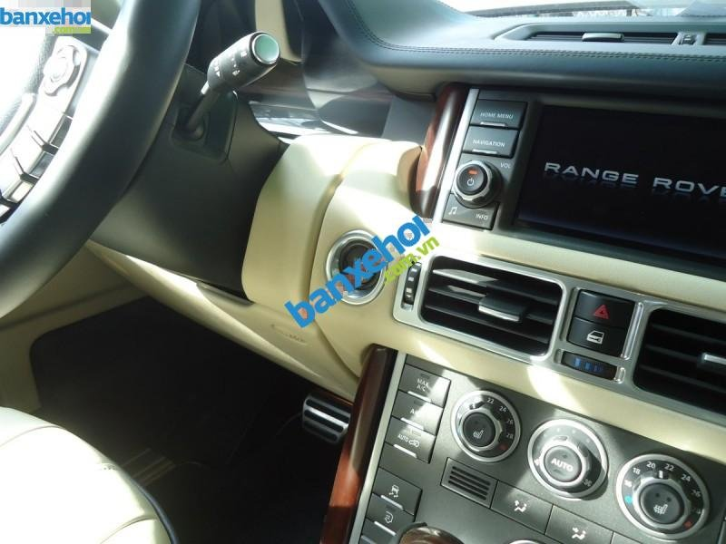 Xe LandRover Range Rover Supercharged 2010-4