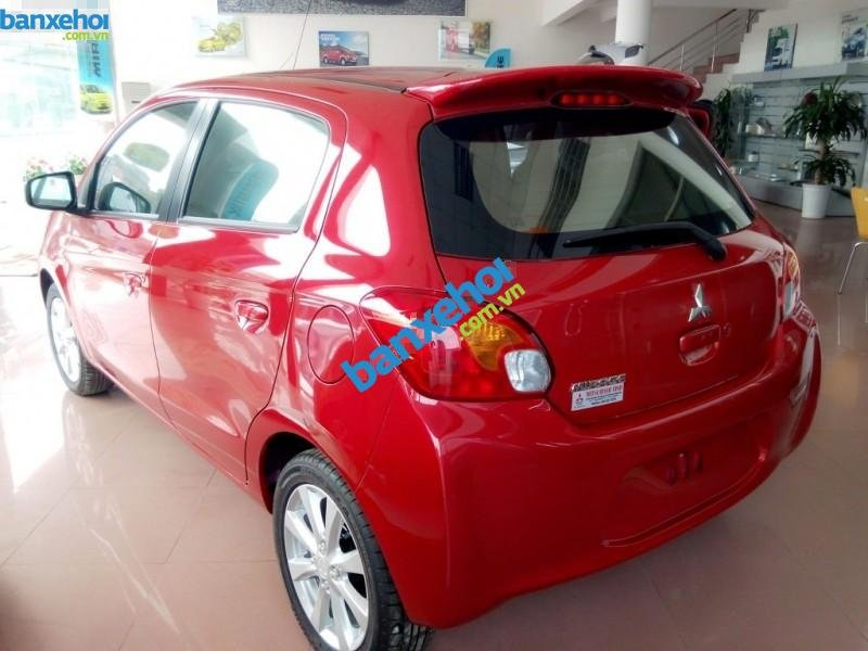Xe Mitsubishi Mirage AT 2014-1