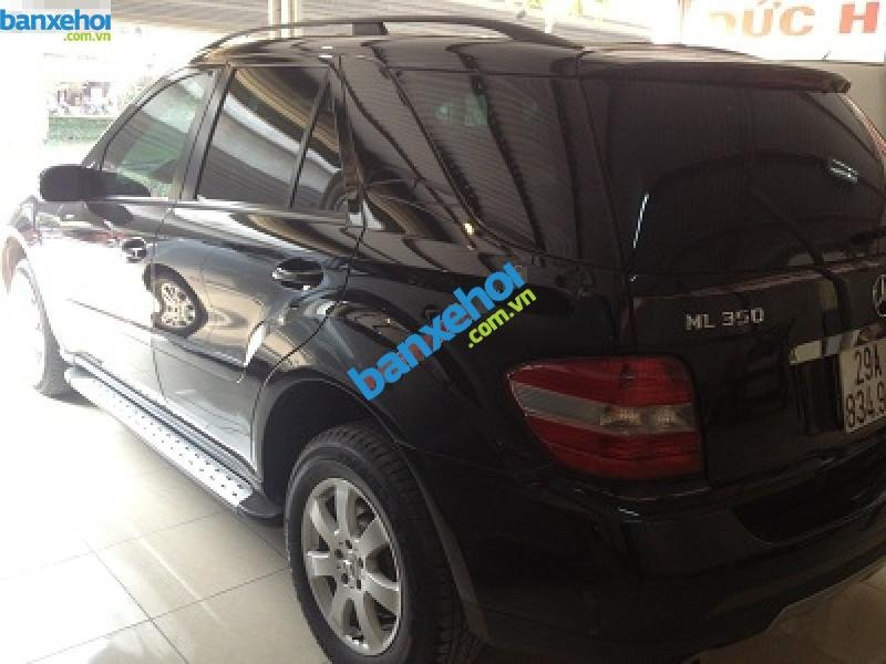 Xe Mercedes-Benz ML Class ML 350 2006-1