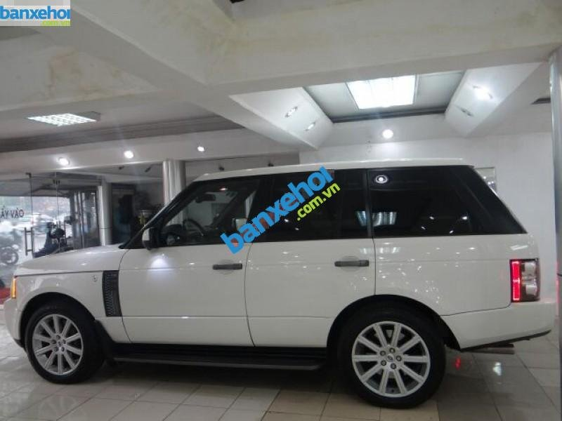 Xe LandRover Range Rover supercharged 2011-0