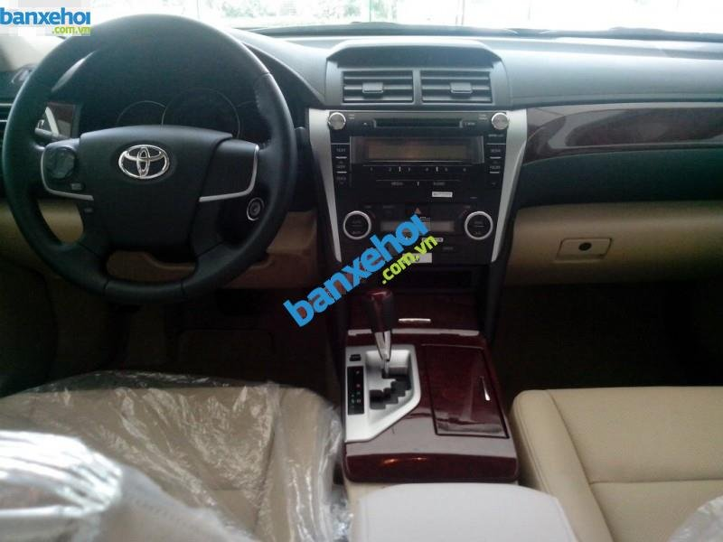 Xe Toyota Camry 2.5G 2014-9