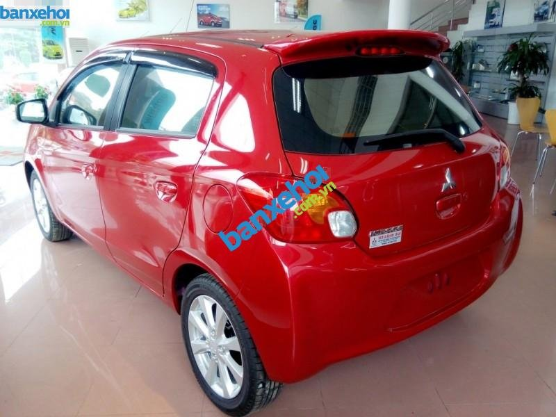 Xe Mitsubishi Mirage AT 2014-5