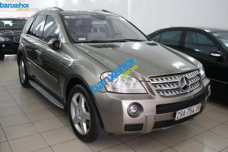 Xe Mercedes-Benz ML Class ML500 2006-2