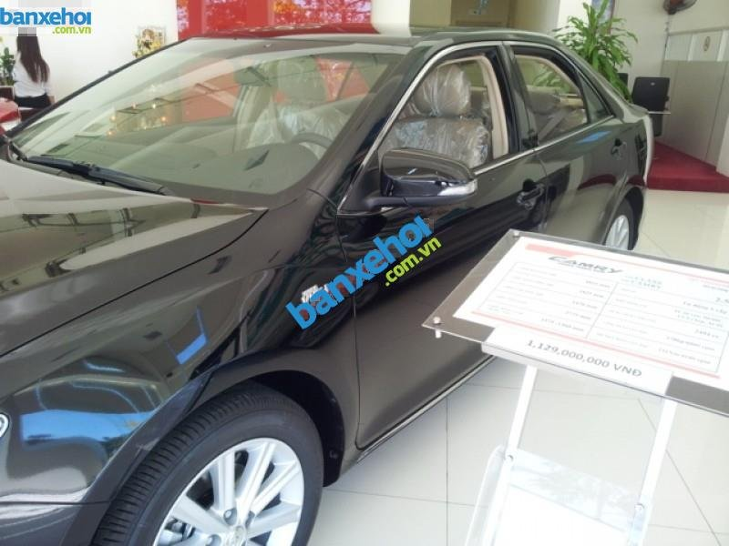 Xe Toyota Camry 2.5G 2014-3