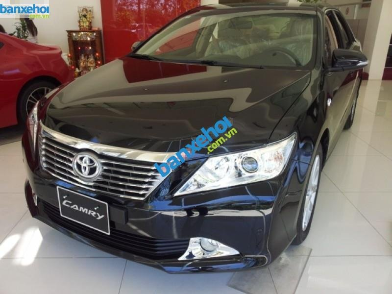 Xe Toyota Camry 2.5G 2014-2