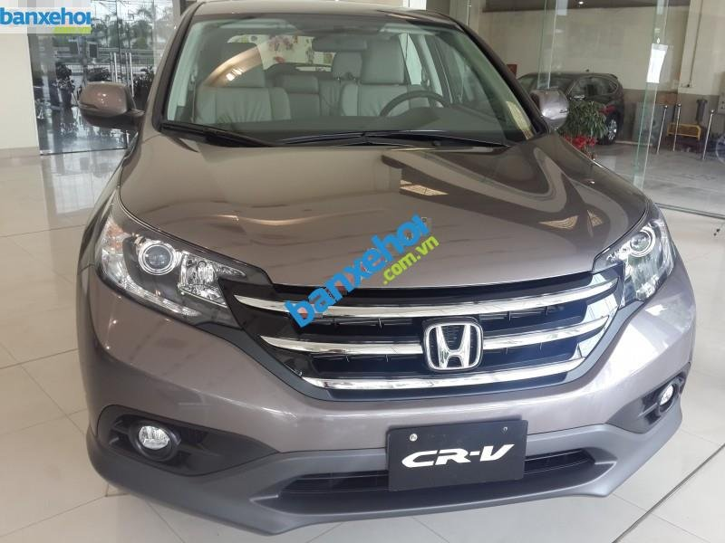 Xe Honda CR V 2.0 AT 2014-3