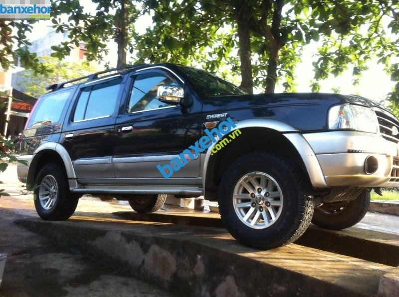 Xe Ford Everest  2006-0