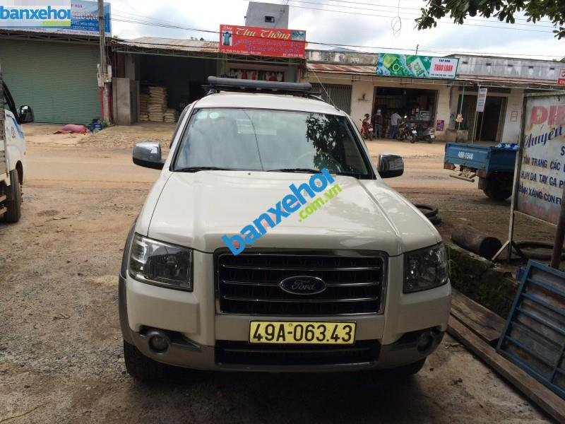 Xe Ford Everest MT 2008-9