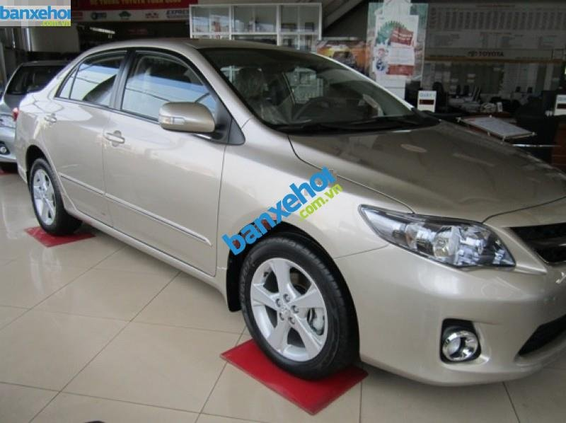 Xe Toyota Corolla altis 2.0AT 2014-1