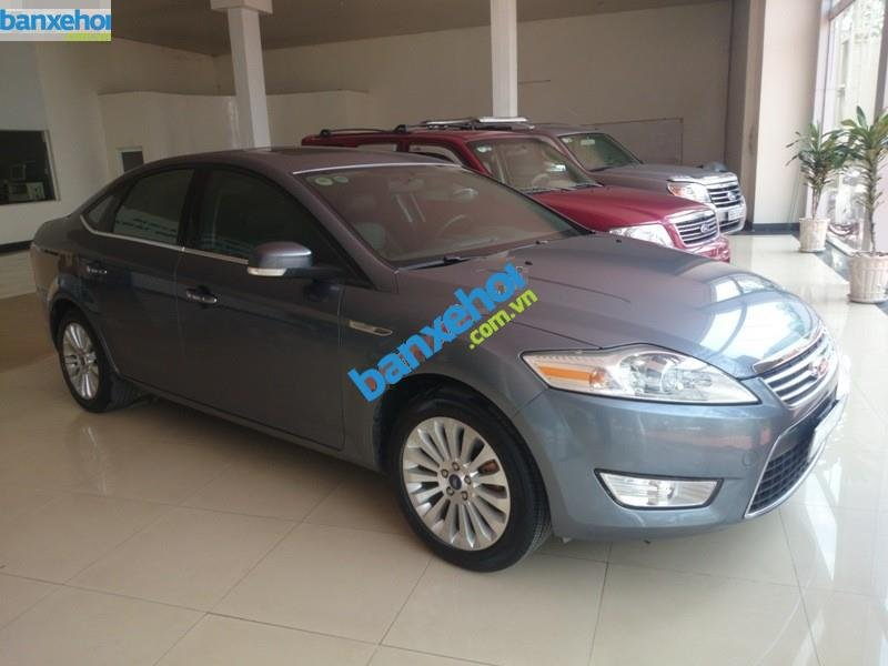 Xe Ford Mondeo 2.3AT 2009-0
