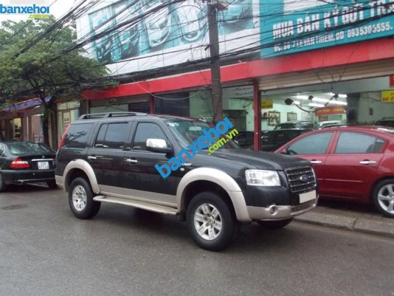 Xe Ford Everest  2007-1