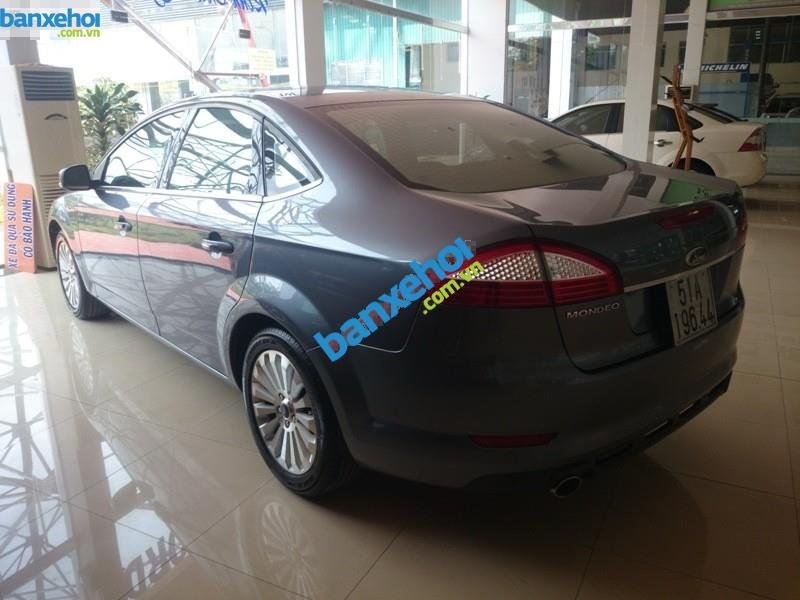 Xe Ford Mondeo 2.3AT 2009-4