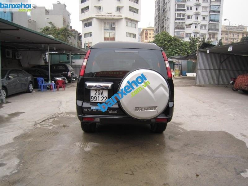 Xe Ford Everest 2.5AT 2010-9