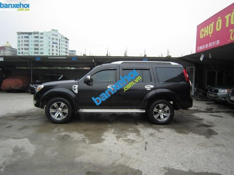 Xe Ford Everest 2.5AT 2010-1