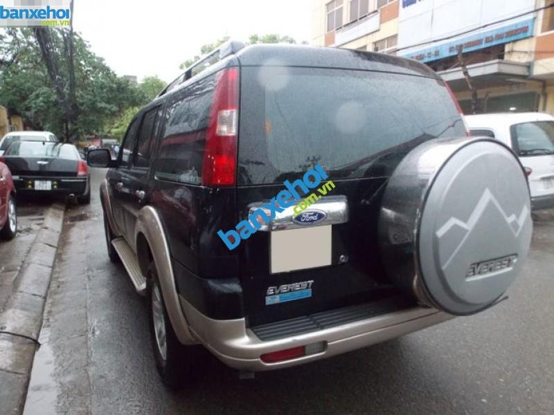 Xe Ford Everest  2007-9