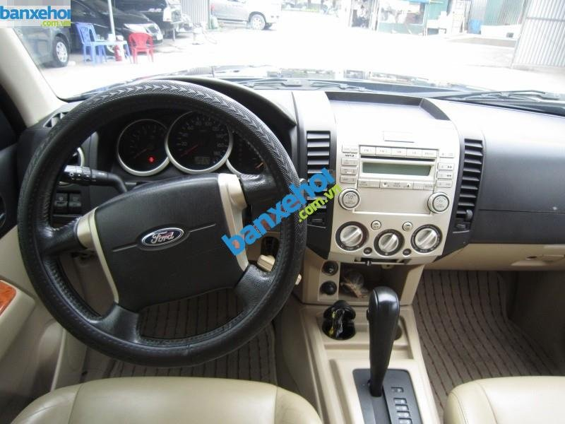 Xe Ford Everest 2.5AT 2010-5