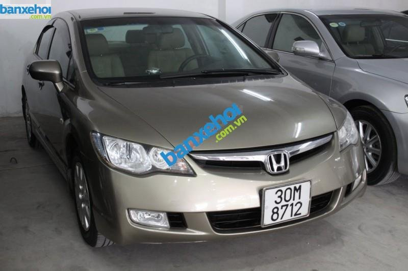 Xe Honda Civic 1.8MT 2008-2