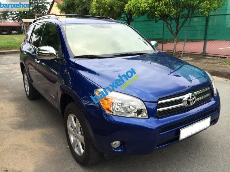Xe Toyota RAV4 LIMITED 2.4 AT 2007-1