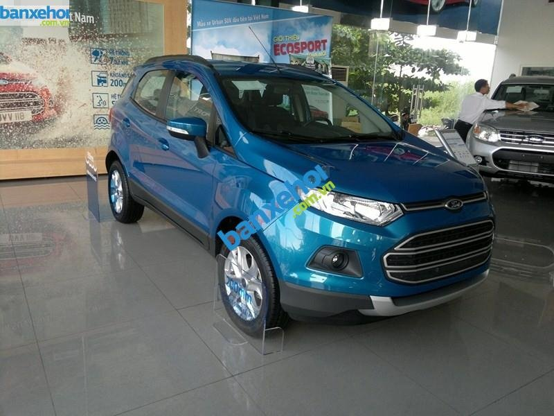 Xe Ford EcoSport 4x2 AT 2014-1