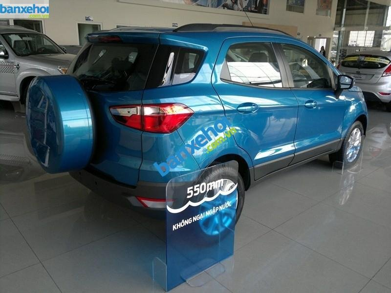 Xe Ford EcoSport 4x2 AT 2014-4