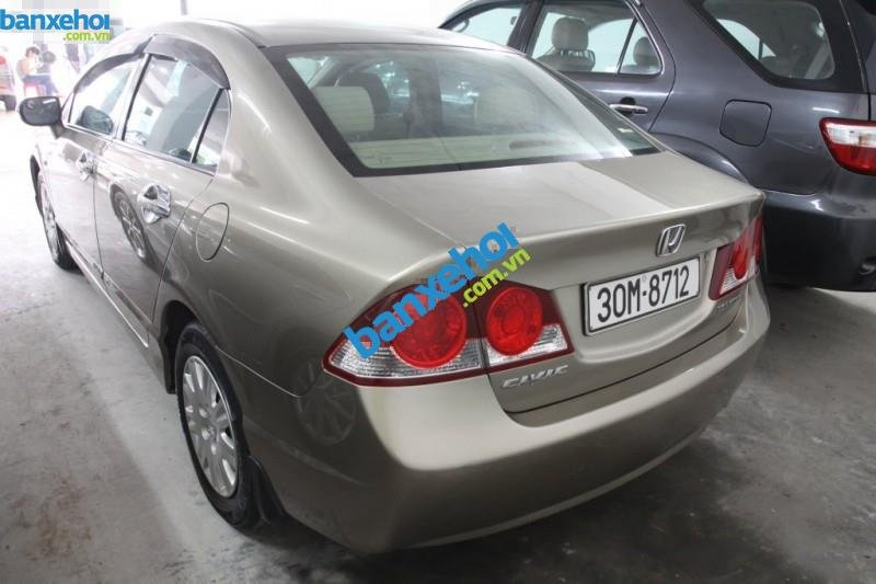 Xe Honda Civic 1.8MT 2008-3